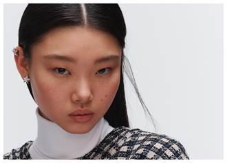 香奈兒高級珠寶玩龐克  不對稱、層疊展現自我