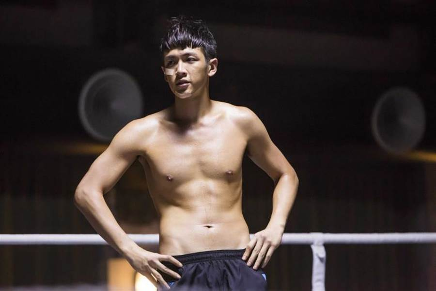 过去柯震东不了解自己的体态,一直以为瘦才是好,现在的他对身材更有自信。(图/传影互动提供)