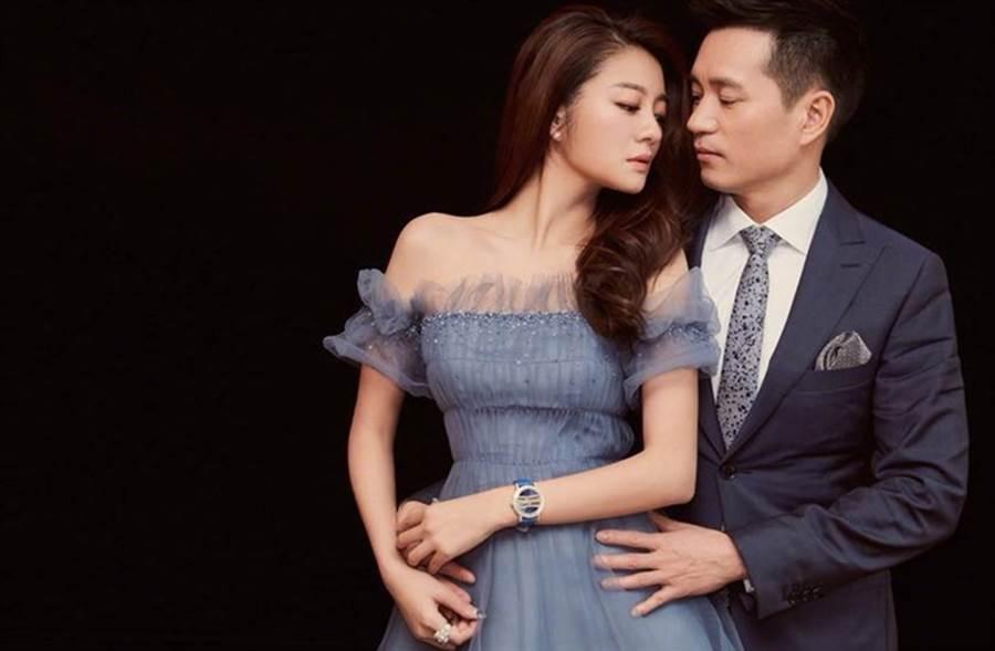 安以軒CEO老公對與前妻生的女兒疼愛有加。(圖/安以軒臉書)