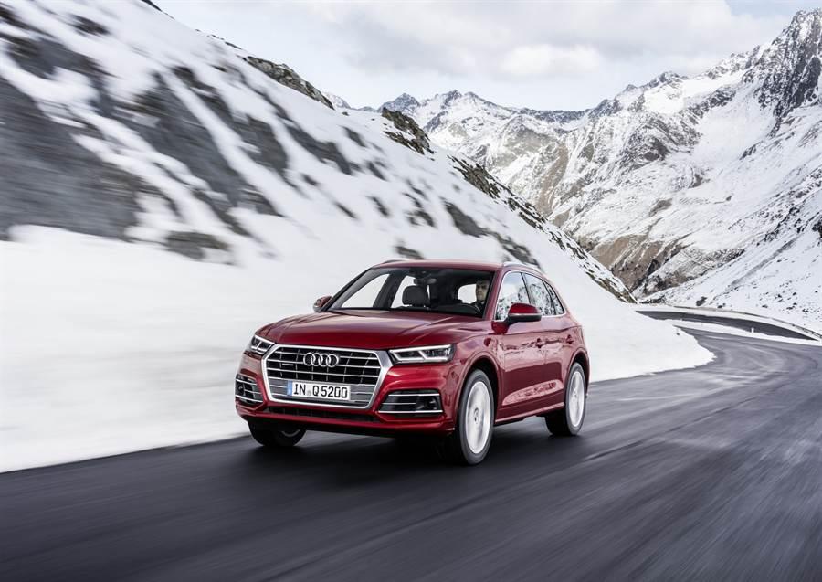 頂級商務首選 Audi A6 A6 Avant 即日起購車獨享 555+1 即刻入主方案