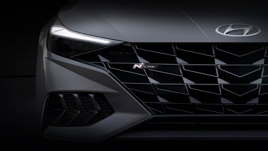 跟 Sport 說掰掰,全新世代 Hyundai Elantra N Line 搶先曝光!