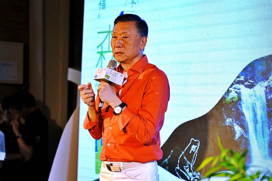 雄獅旅遊集團董事長王文傑。(雄獅提供)
