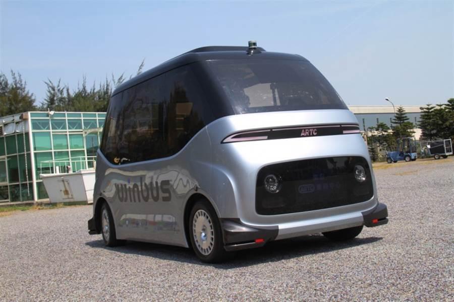 經濟部推動無人載具科技創新實驗上路 强化自駕創新科技的落地