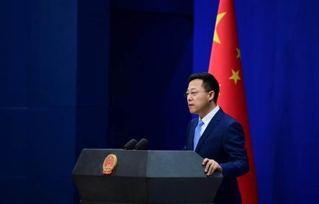 陸外交部發言人趙立堅針對澳大利亞暫停與香港引渡協議表示,這是粗暴干涉中國內政,「中方不吃這一套」。(圖/檔案照)