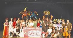 高雄庄頭藝穗節邁入第10年 重溫廟前看戲的感動