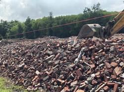 對付濫倒彰化縣府出招了 溪湖農業區堆廢料重罰30萬元