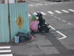 亂丟垃圾要小心 台南市加強取締了 半年告發逾300件