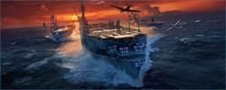 戰艦世界》0.9.6版本更新  德國航空母艦將進入搶先體驗階段