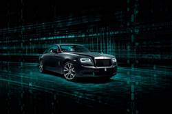 最神秘的星光頂篷!Rolls-Royce Wraith Kryptos 「隱匿之鑰」全球限量登場(內有影片)