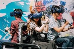 宏匯廣場攜手南夢宮 全台獨家VR ZONE NEW TAIPEI 31日登場
