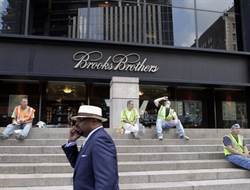 Brooks Brothers不敵疫情破產 美國總統超愛用