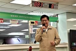 林佳龍視察郵政發放振興三倍券整備作業