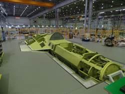 韓國第5代戰機KF-X 原型機組裝開始