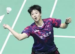 羽球全團賽》小戴沒下場 合庫女團首戰仍輕鬆贏