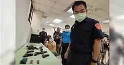 接連破獲槍擊案 中市警長楊源明:我們不是「慶記之都」