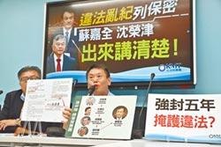 調查公文變密件 國民黨轟經部包庇