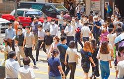 香港失守 8日再爆本土群聚感染