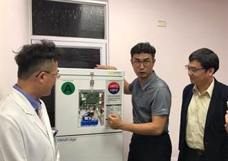 金佑智慧疫苗冰箱產業鏈在地化 進軍全球偏鄉市場