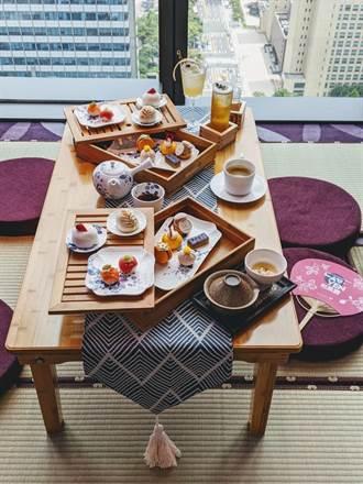 頂級品牌攜手飯店 推聯名午茶搶攻市場