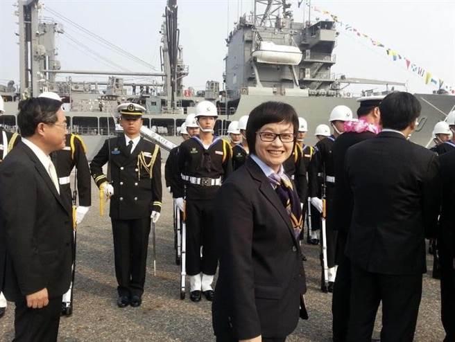 台南市政府研考會主委趙卿惠將接任副市長。(摘自趙卿惠臉書)