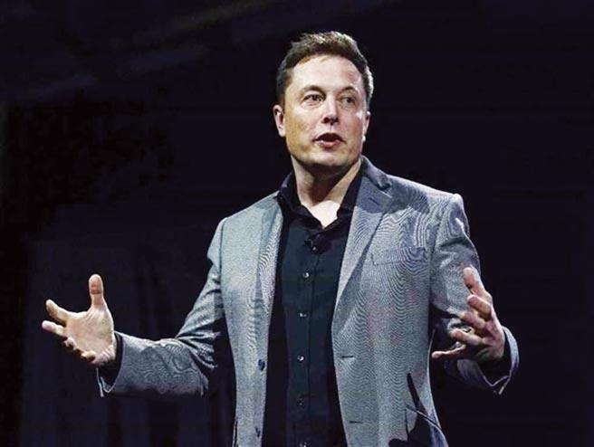 特斯拉(Tesla)執行長馬斯克(Elon Musk)。(美聯社)