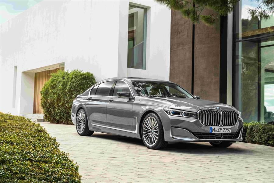 登峰造極 永無止境 全新BMW 7系列Exclusive Edition層峰旗艦版