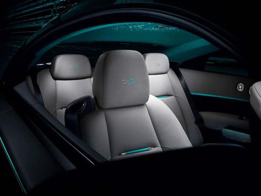 最神秘的星光頂篷!Rolls-Royce Wraith Kryptos 「隱匿之鑰」全球限量登場