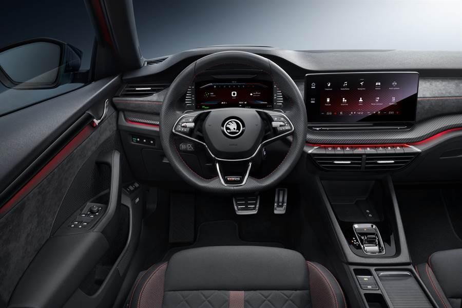 為喜好內燃機的熱血客戶而生,Škoda OCTAVIA RS 2.0 TSI/2.0 TDI 汽柴雙規格亮相