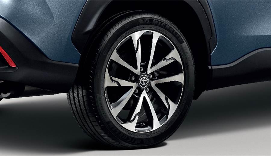 GA-C 平台「Outdoor SUV」新成員,Toyota Corolla Cross 泰國全球首發、台灣10月發表!