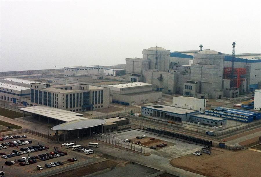 2013年福建寧德核電站1號機組正式投入商運,目前有4台單機容量為108.9萬千瓦的核電機組,年發電量約300億度。(圖/中新社)