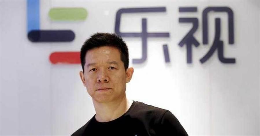 「樂視網」創辦人賈躍亭。(圖/Reuters)