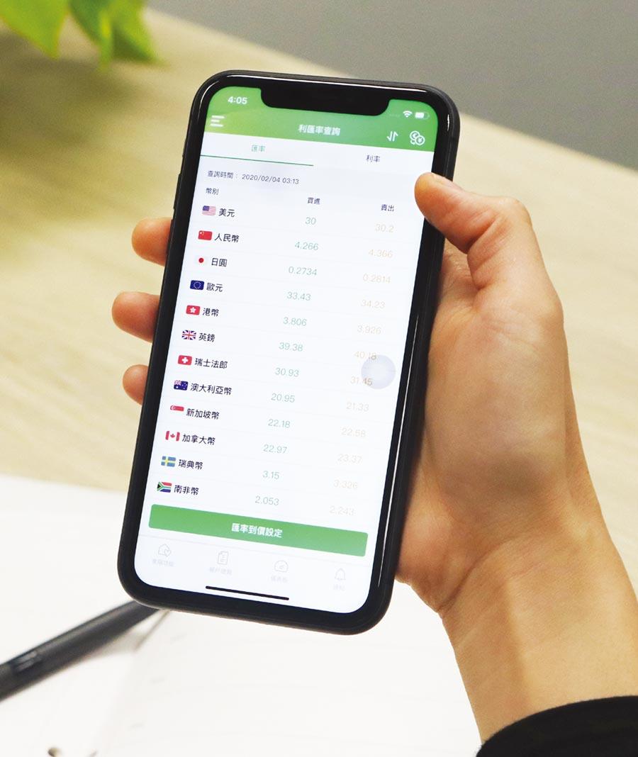 國泰世華銀行推出「Global MyB2B」App版,企業主或企業財務主管只需要透過手機即可隨時追蹤金流去向。圖/國泰世華銀行提供