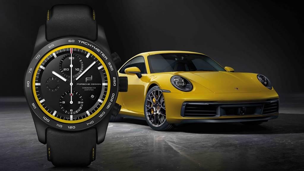 Porsche Design開始提供客製化計時腕錶服務 可融入愛車的設計元素
