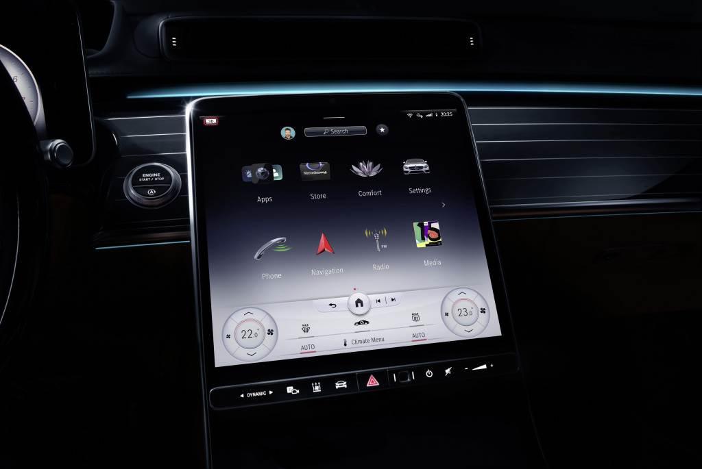 下一世代汽車資訊平台標竿,大改款 Mercedes-Benz S-Class「My MBUX 多媒體車載系統」預覽