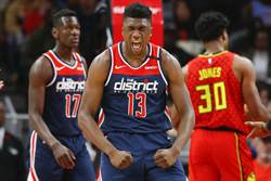 NBA》爆不完!巫師又添2名球員感染新冠