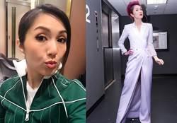 楊千嬅拍短片幫考生加油打氣 影后驚變「蛇精女」