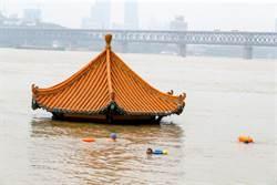 水位猛漲超過警戒 長江今年首發最高等級洪水紅色預警