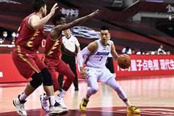 CBA》北京退吉林5連勝 林書豪摘12分