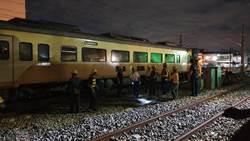 自強號彰化站出軌影響近萬旅客 初步研判人為疏失