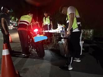 改裝車小心荷包大失血 基警大動作取締 累計違規超過500件