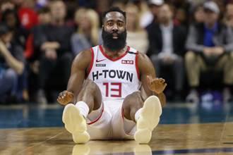 NBA》疑似確診?火箭雙星並未前往奧蘭多