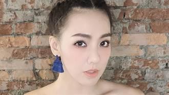 劉雨柔罹患「重度憂鬱症」想輕生 內分泌失調滿臉爛痘