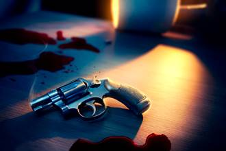 25歲辣媽和男友遭槍殺分屍 抖音用戶發現報警:以為箱內有錢