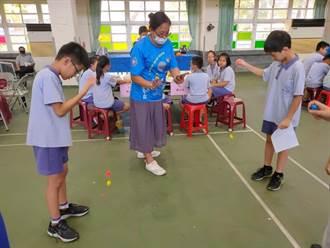 南新國小科學營 培訓小小發明家