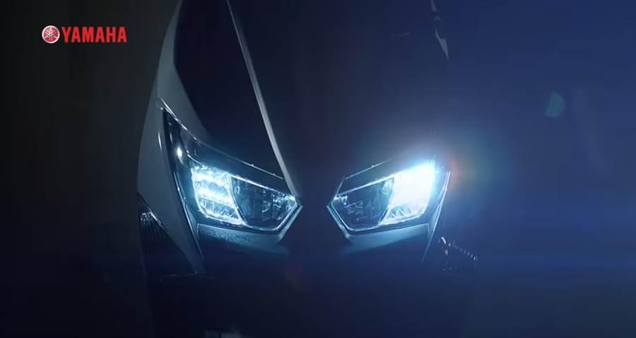 大燈將改為雙眼式LED大燈。