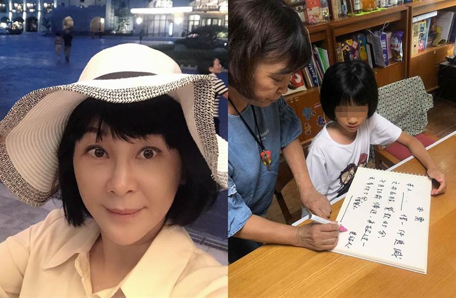 吳淡如女兒日前過11歲生日。(圖/翻攝自吳淡如臉書)