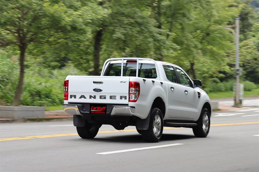 為「做工的人」兼顧休閒與工作,2020 Ford Ranger XLT 全能型