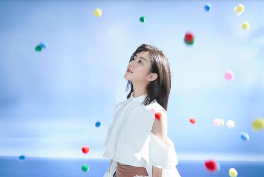 林逸欣睽违四年推出新EP。(旋转娱乐提供)