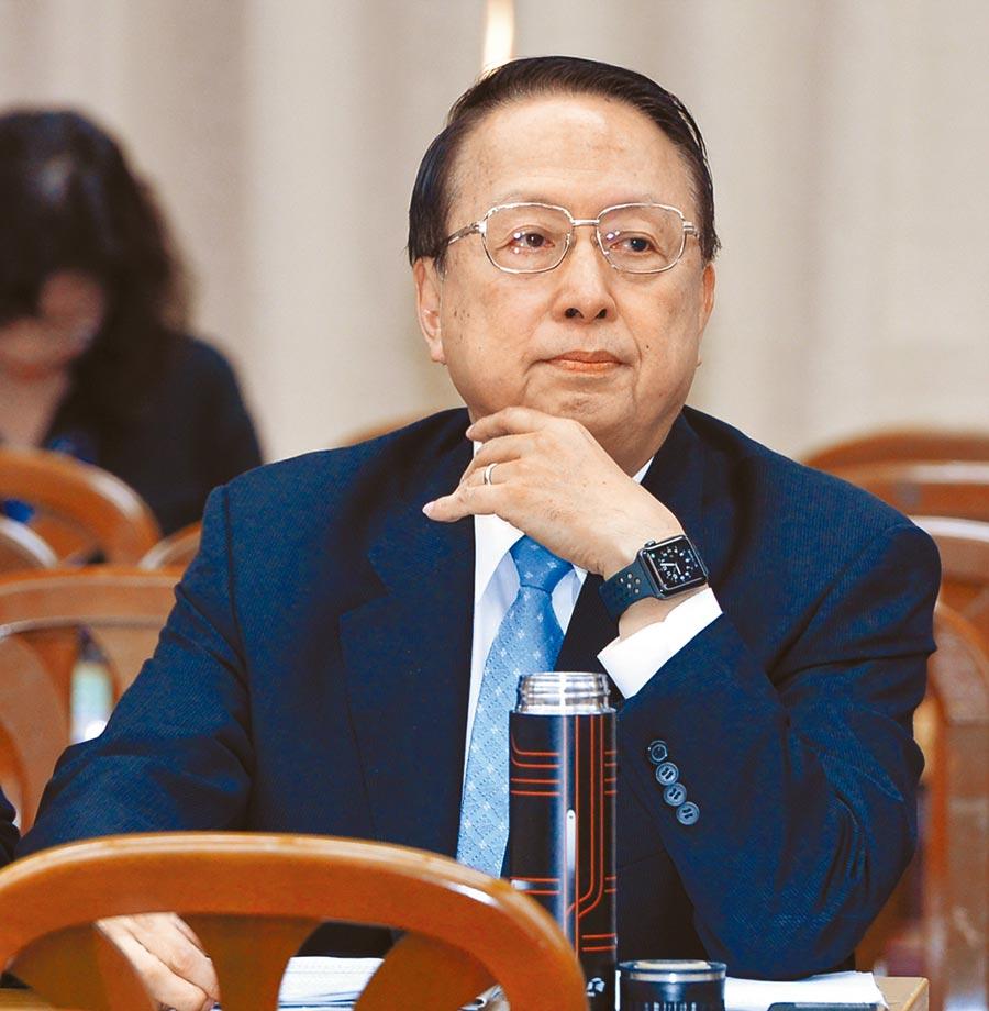 高鐵董事長江耀宗爆出假減薪爭議。(本報資料照片)