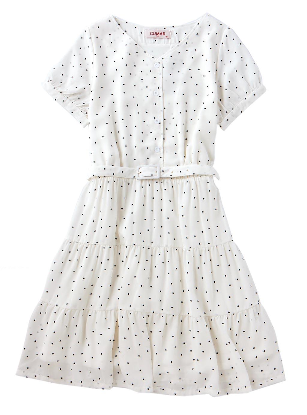 京站的CUMAR指定3款洋裝任選2件,原價8760元,特價3000元。(京站提供)